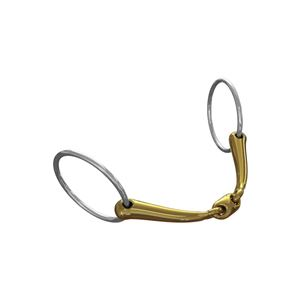 Neue Schule NS Tranz Loose Ring Snaffle Bit