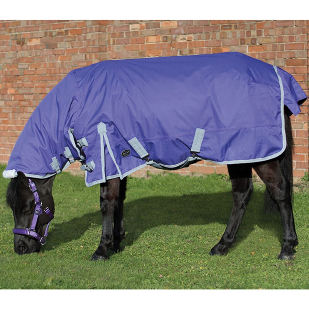 Mark Todd Mediumweight Pony Turnout Neck Cover 1-size