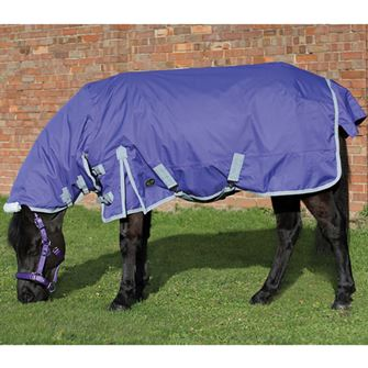 Mark Todd Mediumweight Pony Turnout Rug Combo
