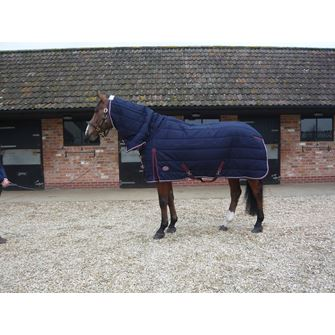 JHL Mediumweight Stable Combo Rug