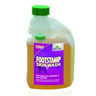 Global Herbs Footstamp 250ml