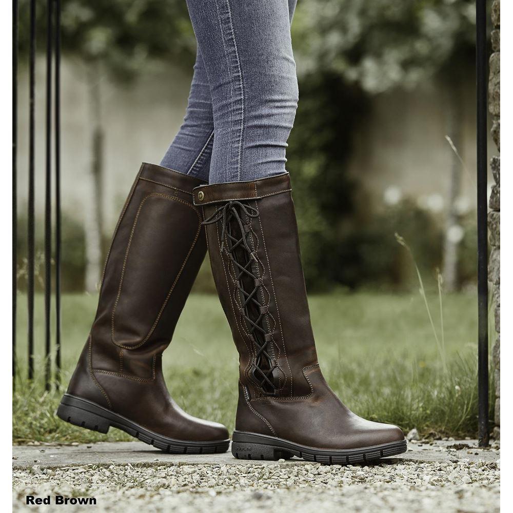 Dublin Ladies Pinnacle Grain Boots