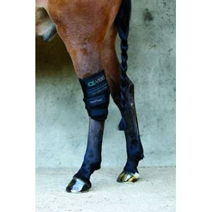 Horseware Ice Vibe Vibrating Ice Therapy Boot Hock Wrap (pair)