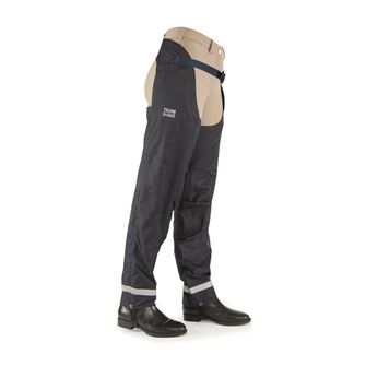 Team Shires Waterproof Full Unisex Riding Chaps