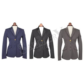 Shires Aubrion Oaklawn Ladies Show Jacket