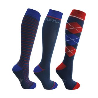 Hy Signature Socks (Pack of 3)
