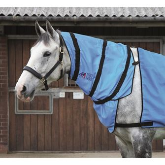 Shires Equi Cool Down Neck Wrap