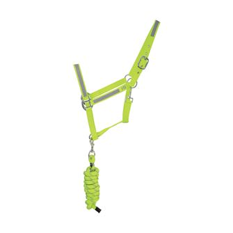 HyVIZ Reflector Head Collar and Lead Rope