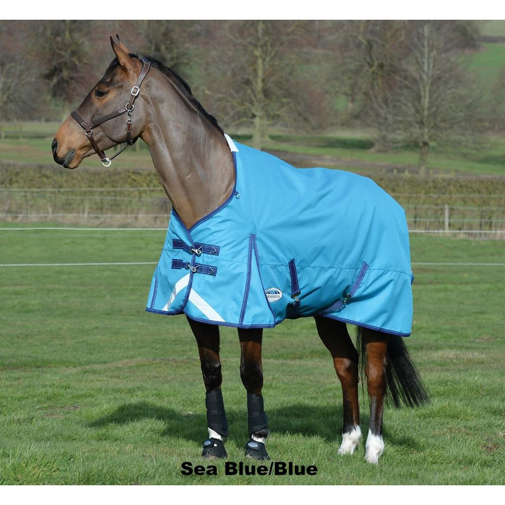 Weatherbeeta ComFitec Plus Dynamic Standard Neck Lite Turnout Rug