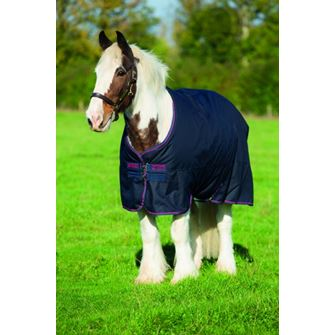 Horseware Amigo Bravo 12 XL Heavy 400g Turnout Rug for Larger Horses