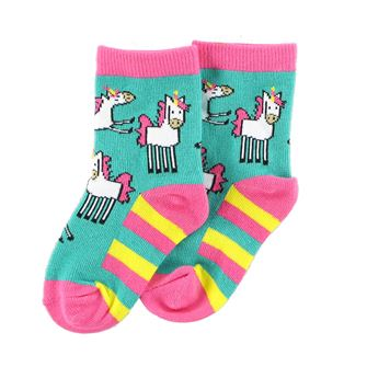 LazyOne Girls Infant Socks