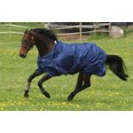 Mark Todd Lightweight Turnout Rug Navy