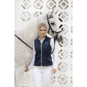 Horseware Ladies Summer Heritage Gilet - Polo Collection