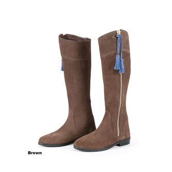 Shires Moretta Florenza Suede Boots *Special Offer*