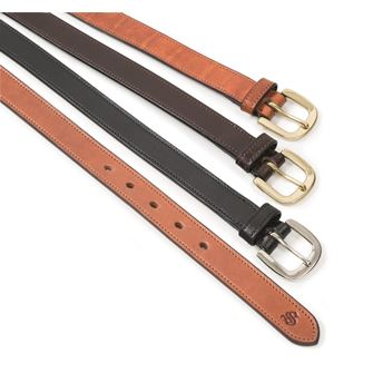 Shires Ascot Leather Belt