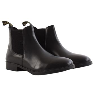 Saxon Action Leather Jodhpur Boot (sizes UK4 - UK8)