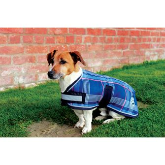 Masta Quilted Dog Coat