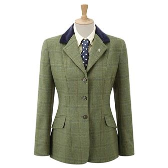 Caldene Silverdale Ladies Jacket (Light Green)