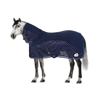 Masta Pony Fleece & Mesh Cooler Rug