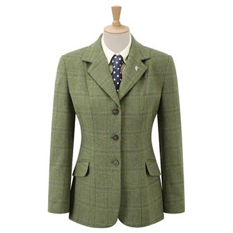 Caldene Southwold Maids Jacket (Light Green)