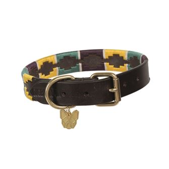 Shires Polo Dog Collar