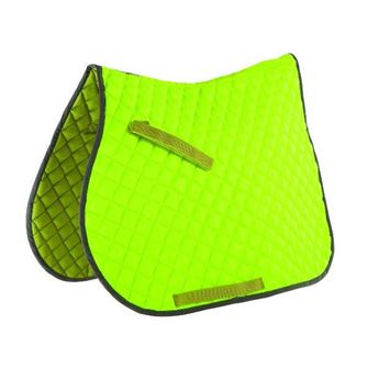 Roma Reflective Saddle Pad