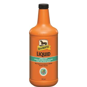Absorbine Liquid (VetLin) 946 ml Veterinary Linament for Horses