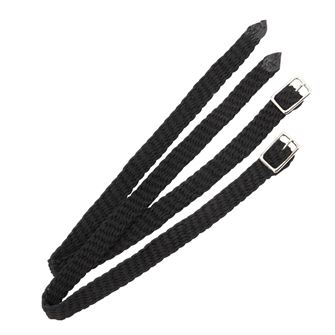 Shires Plaited Nylon Spur Straps