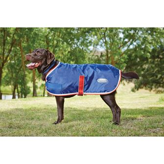 Weatherbeeta Windbreaker with Fleece Lining 420D Dog Coat