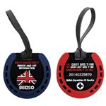 BEIDS British Equestrian ID Service Toggle (pack of 2)