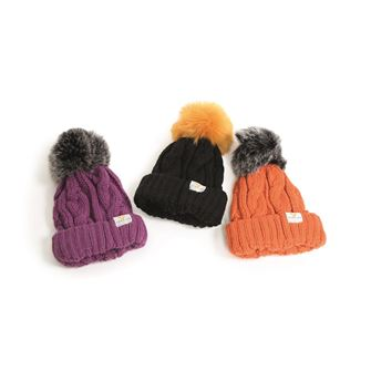Shires Aubrion Indiana Pom Pom Hat