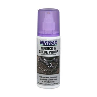 Nikwax Fabric & Leather Proof 125ml - with sprayer