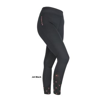 Shires Aubrion Porter Ladies Winter Riding Tights