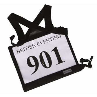 Rodney Powell Number Bib