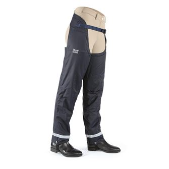 Team Shires Winter Full Unisex Riding Chaps