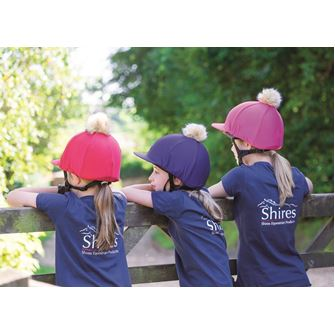 Shires Pom Pom Hat Cover
