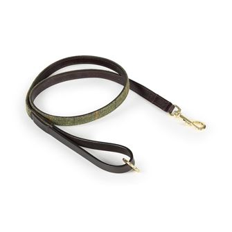 Shires Digby & Fox Tweed and Leather Dog Lead
