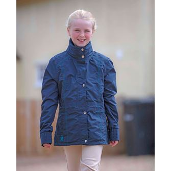 Mark Todd Childs Waterproof Padded Jacket