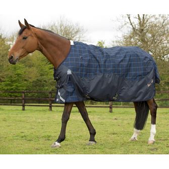 Mark Todd Lightweight Turnout Rug (Plaid)