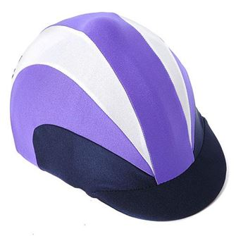 Carrots Sports Block Riding Hat Covers