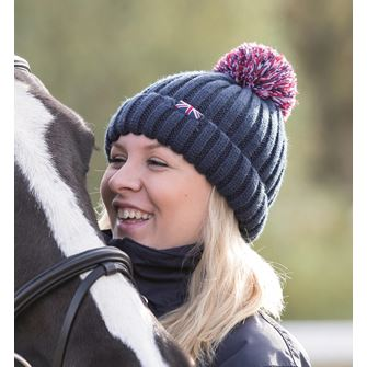 Team Shires Bobble Hat