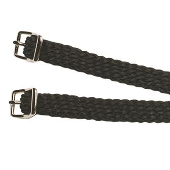 Kincade Deluxe Plaited Spur Straps