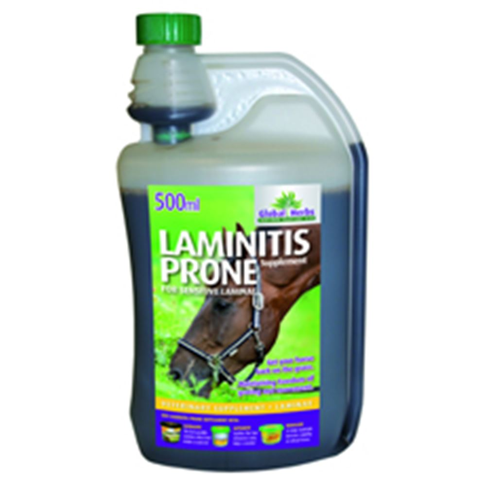 Global Herbs Laminitis Prone Supplement 500ml