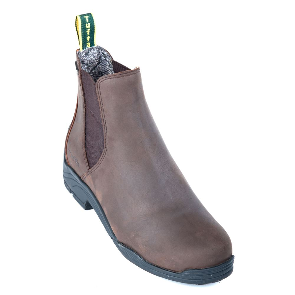 Tuffa Fjord Waterproof Short Riding Boots