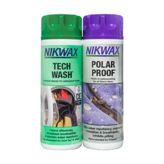 Nikwax Tech Wash & Polar Proof