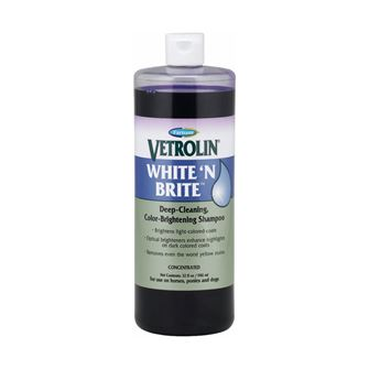 Vetrolin White 'N Brite Shampoo