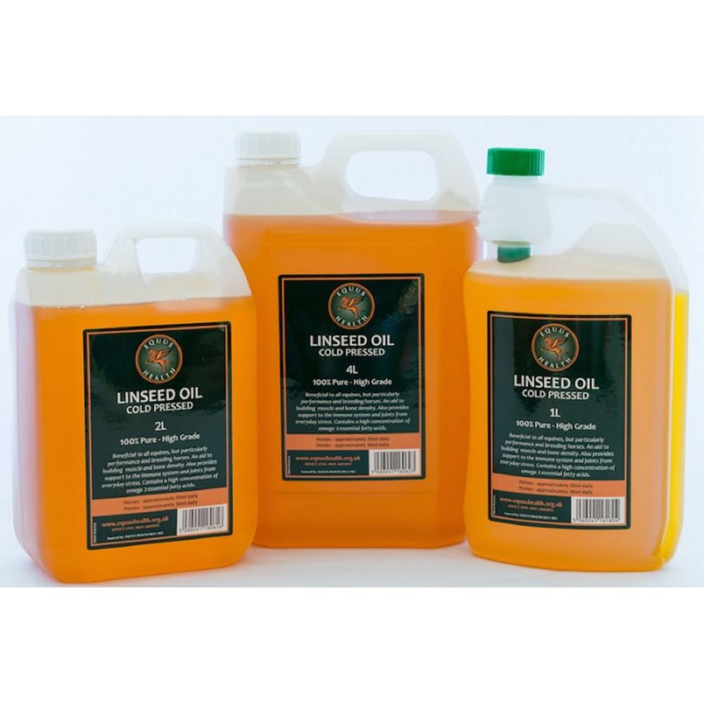 Equus Health Linseed Oil 1 Litre