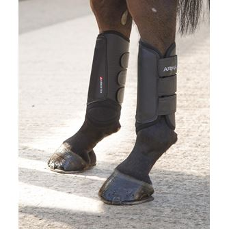 Shires ARMA Cross Country Boots - Hind