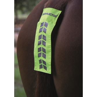 Shires EQUI-FLECTOR Tail Strap