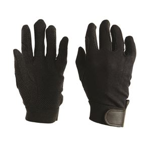 Dublin Gripfast Cotton Riding Gloves